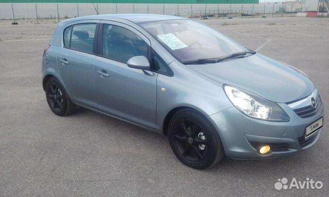 Opel Corsa, 2009  89097874073 купить 7