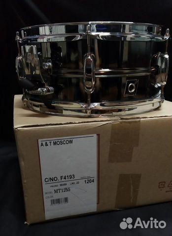 Малый барабан 12 дюймов серии metalworks  89122481231 купить 3