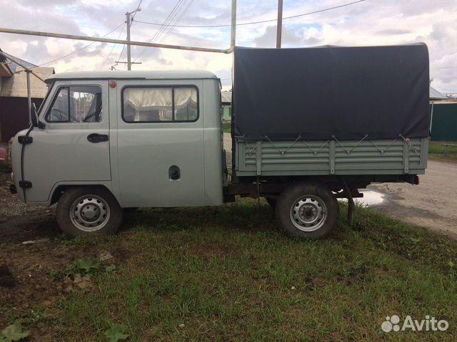 УАЗ-390945  89630055165 купить 7