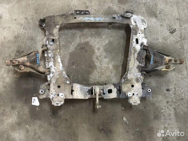Балка подмоторная (Renault Symbol)