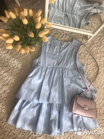Платье-комбинезон Зара  89209440244 купить 1