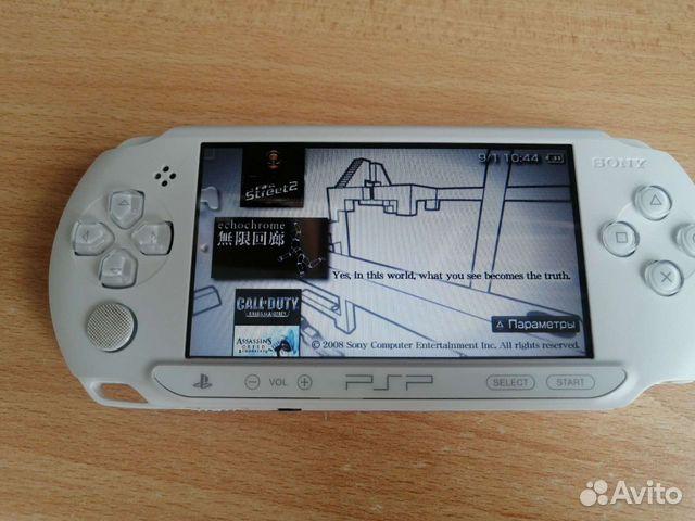 Sony PSP 10 игр на ней  89090439393 купить 4