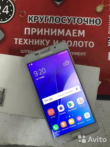 SAMSUNG galaxy a5 (2016)  89144300010 купить 1