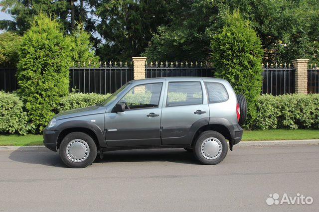 Chevrolet Niva, 2011  89584130603 купить 2