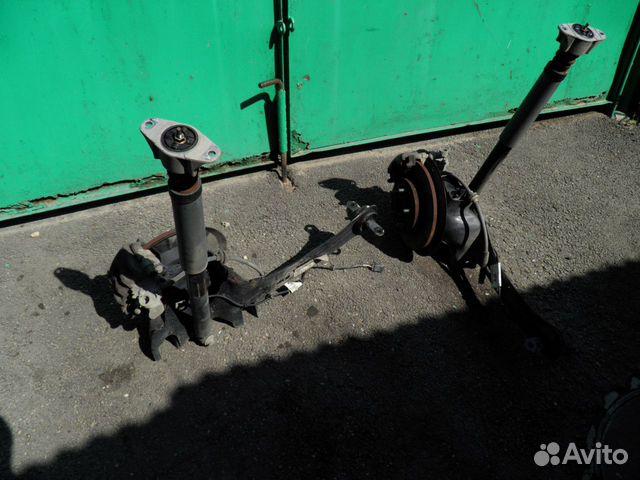 Задняя подвеска форд фокус 2 фото 1