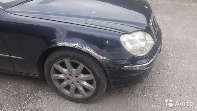 Mercedes-Benz S-класс, 2003  89624908331 купить 6