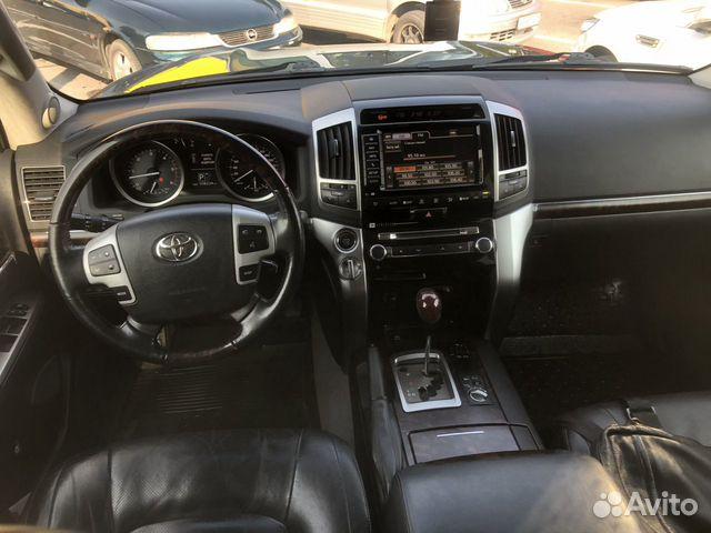 Toyota Land Cruiser, 2012  89622547360 купить 7