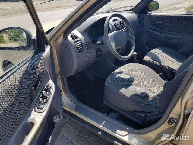 Hyundai Accent, 2005  89584765464 купить 7
