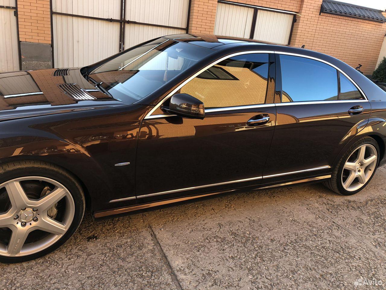Mercedes-Benz S-class, 2010 89280022002 buy 2
