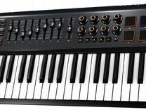 Behringer Motor 49 клавиатура + доставка бесплатно