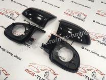 Корпус зеркал дизайн оригинал Х5 M BMW f15 черные