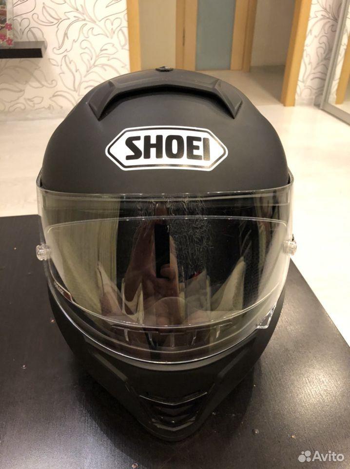 Мотошлем shiro