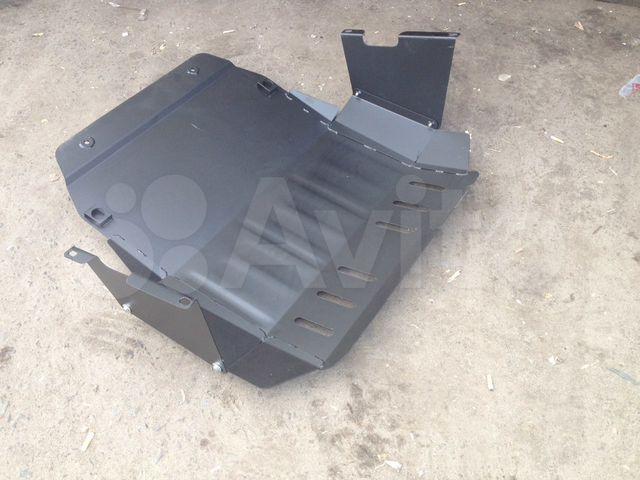 купить защиту двигателя на фольксваген транспортер т4