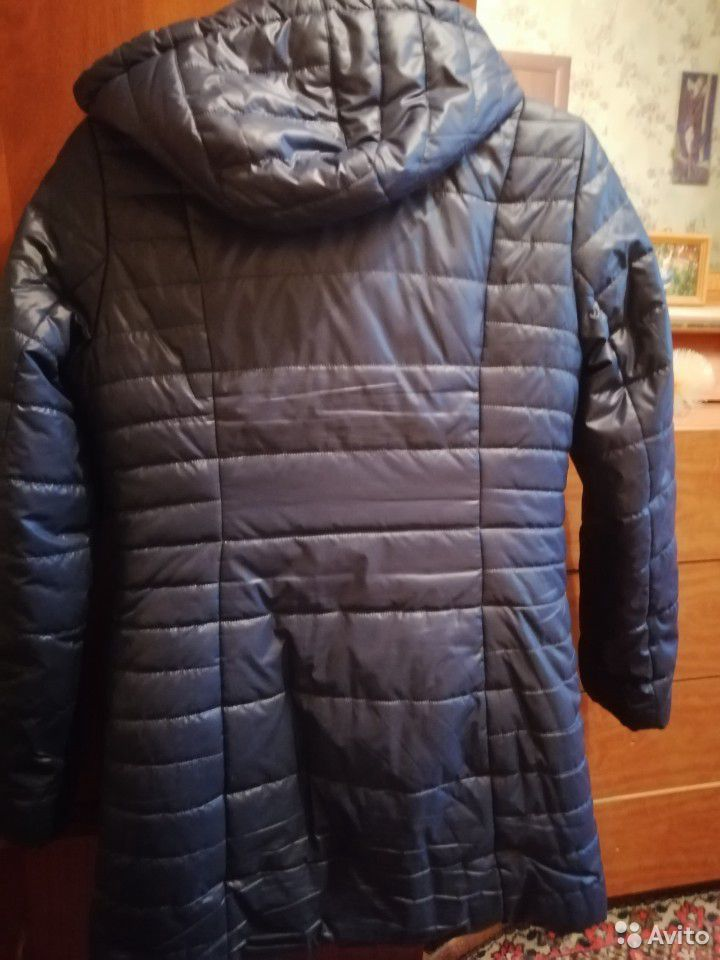 Куртка синяя. Женская. На весну и на осень  89969184766 купить 2