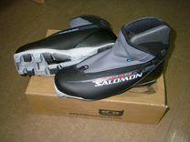 Комплект беговых лыж с ботинками