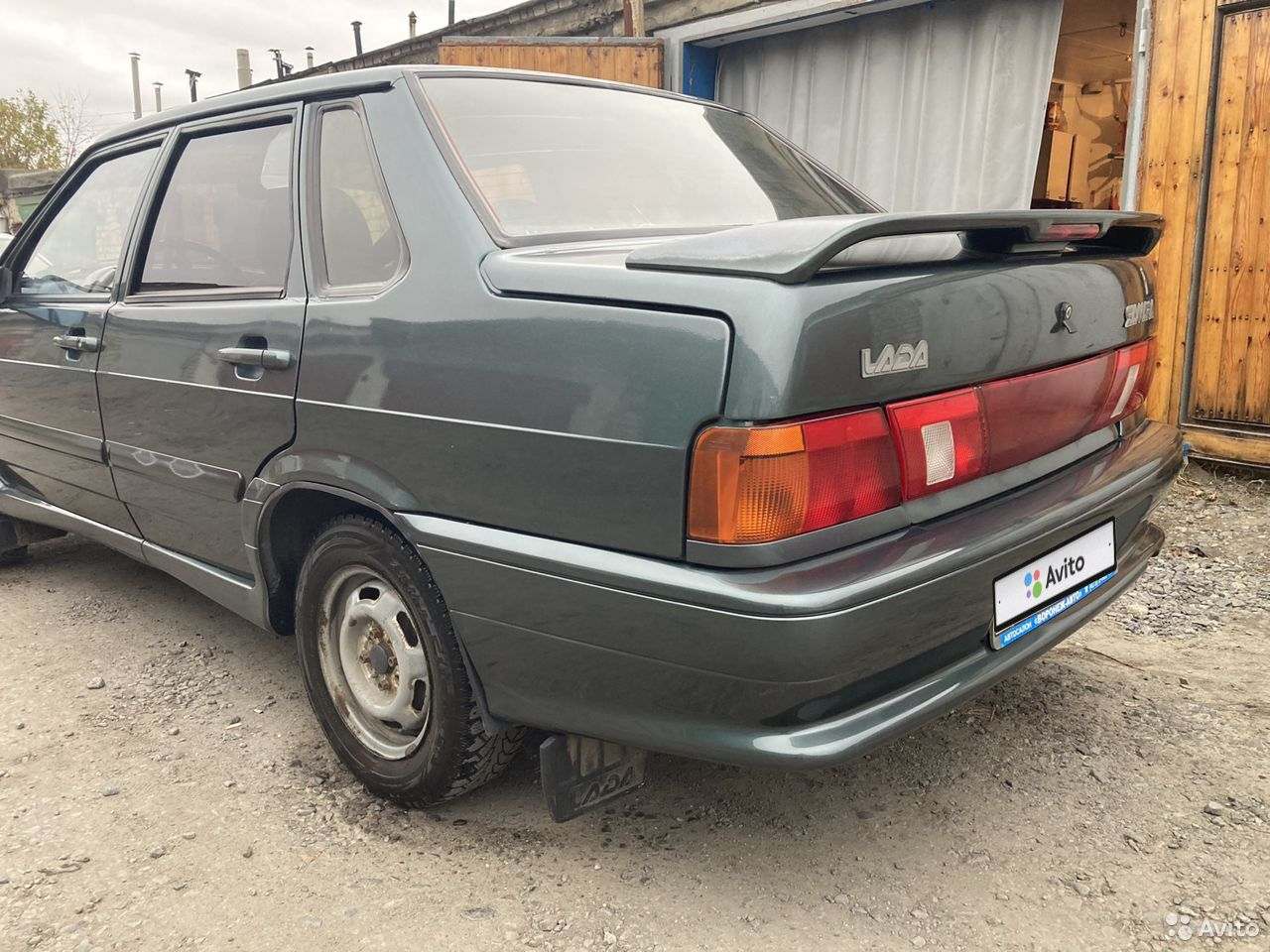 ВАЗ 2115 Samara, 2011  89606315033 купить 4