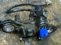 Kawasaki er6 f 2007 года мозги замки ключи