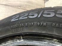 Шина зимняя 225 55 17 Pirelli Sottozero Winter 210
