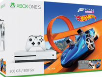 Xbox One S 500GB + Forza Horizon 3