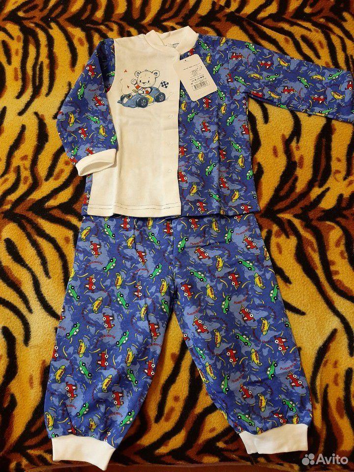 Новая пижама на рост 80 см  89242744104 купить 1