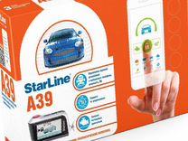 Автосигнализация StarLine Старлайн A39 автозапуск