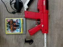 PS3 sharpshooter комплект. Обмен на Psp