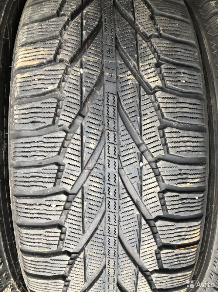 Резина зимняя липучка Nokian Hakkapeliitta R2 SUV  89219725375 купить 3