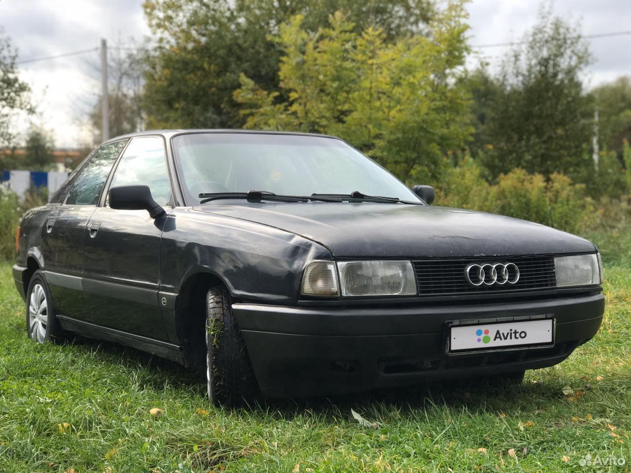 Audi 80, 1990  89097962016 купить 4