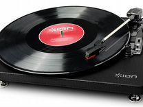 Новый виниловый проигрыватель Ion Audio Compact LP