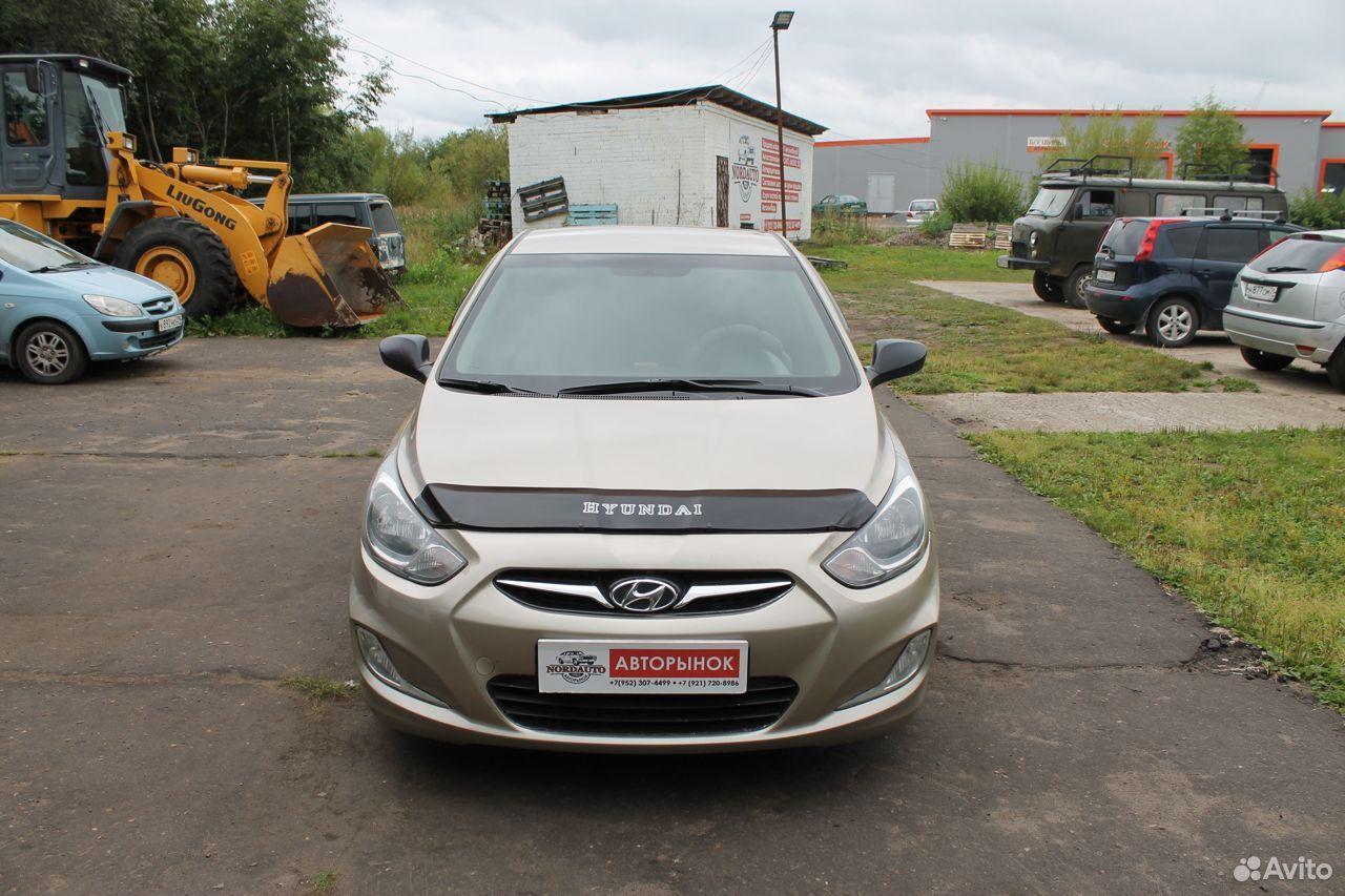 Hyundai Solaris, 2011  89523074499 купить 1