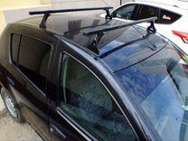 Багажник на Sandero (new) — Запчасти и аксессуары в Перми