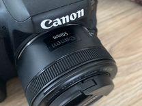 Фотоаппарат Canon 750D