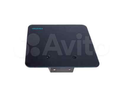 Полка для DVD, Blu-Ray плеера, проектора и AV-техники kromax micro-mono Нагрузка (кг):5