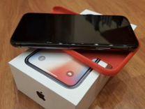 iPhone x новый,гарантия