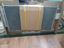 Радиатор на аккорд