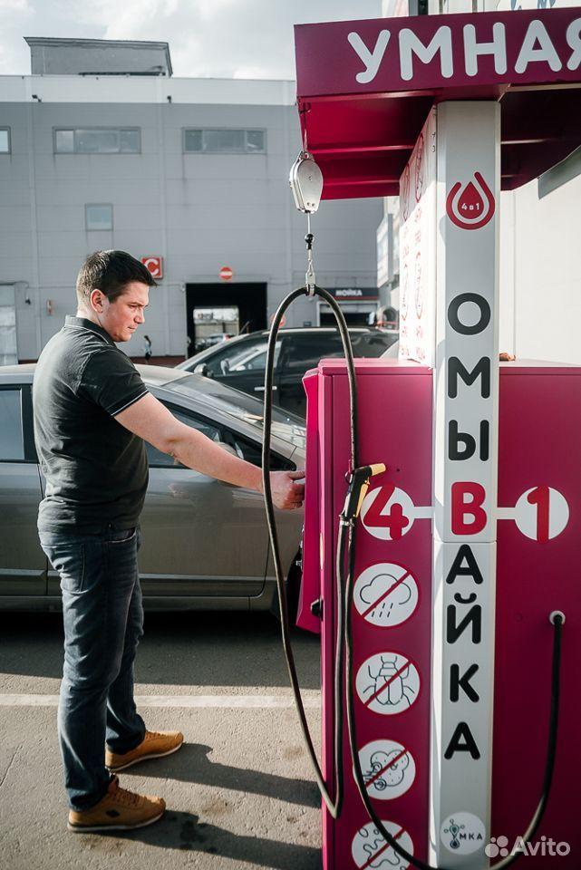 Торговые Автоматы с Умной Омывайкой