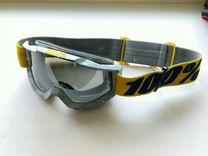 Очки для мотокросса 100 Accuri