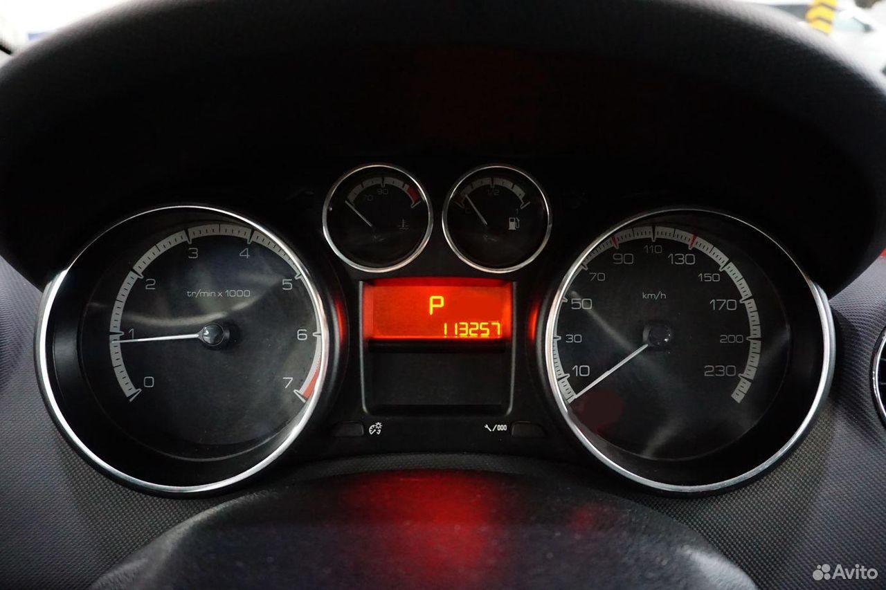Peugeot 408, 2013  88422291379 купить 8