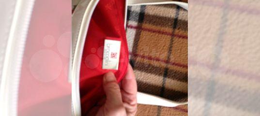 f708402b5ac9 Braccialini сумка из Италии, помидоры, светлая купить в Санкт-Петербурге на  Avito — Объявления на сайте Авито
