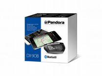 Pandora DX 90B, автозапуск, bluetooth, с установко