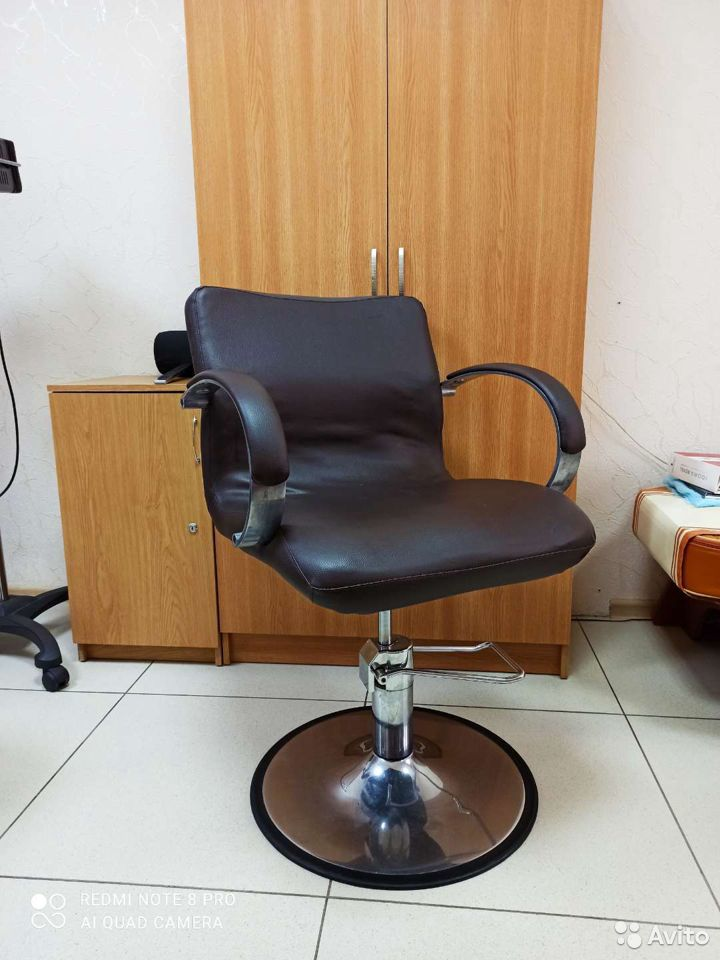 Парикмахерское кресло бу