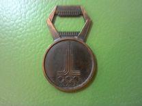 Олимпиада - 80 Символика Миша