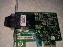 Сетевой адаптер AT-2711FX/SC PCI оптика сетевуха