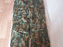 Камуфляжные штаны (зимние)