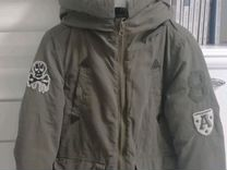 Стильная куртка парка