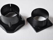 Воздуховод для вентилятора на процессоре, пластик