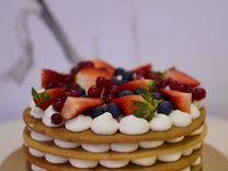 Выпечка торты