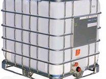 Ёмкость кубов пластиковая (Еврокуб) на 1000 л