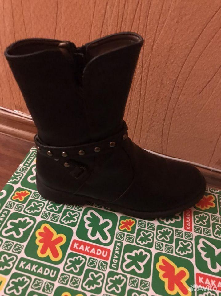 Ботинки для девочки  89194355060 купить 2
