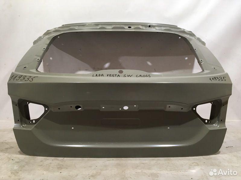 Крышка багажника задняя LADA Vesta Sw Cross 1  89281616122 купить 1